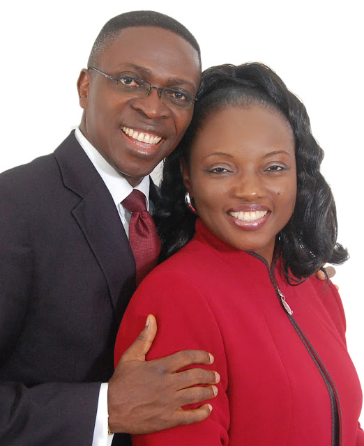 Pastor Dennis and Pastor Mrs Aity Inyang are the resident and founding pastors of Sureword Assembly with Headquaters in Okota, Lagos, Nigeria.