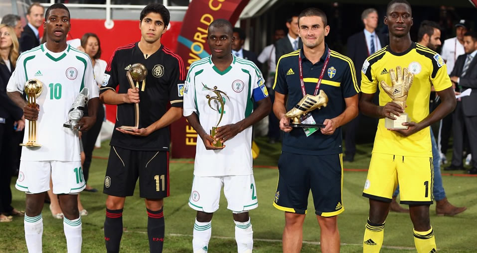 under 17 world cup awards